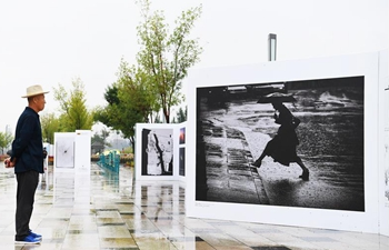 """Power of the Image"" China (Datong) Int'l Photography Exhibition held in China's Shanxi"