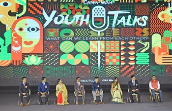 China-India Youth Talks held in Beijing