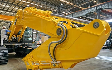 China's Tangshan boosts equipment manufacturing industry to invigorate regional economy