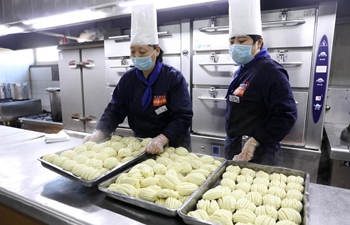 8 catering companies in Shijiazhuang join battle against epidemic