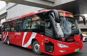 Beijing launches 164 customized bus lines