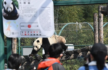 Beijing Zoo partially resumes operation