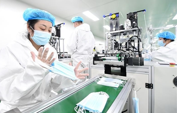 Equipment manufacturing enterprise in Tangshan sets up facial mask company to ensure supply