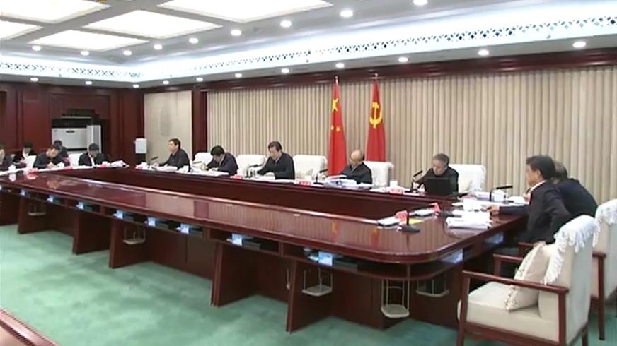 王东峰:积极融入京津冀协同发展大局