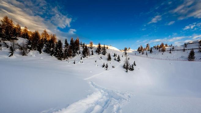 冬季的专属运动项目来了,准备好出发吧!