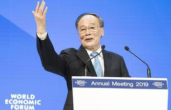 Chinese VP calls for shaping global architecture for better future of mankind