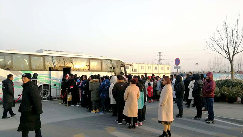 春节雄安市民服务中心接待游客超10万人次