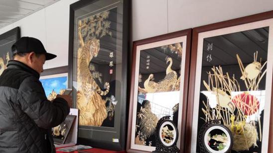 """【视频】三县艺术家齐聚嘉年华 联袂送上雄安特色文化""""大餐"""""""