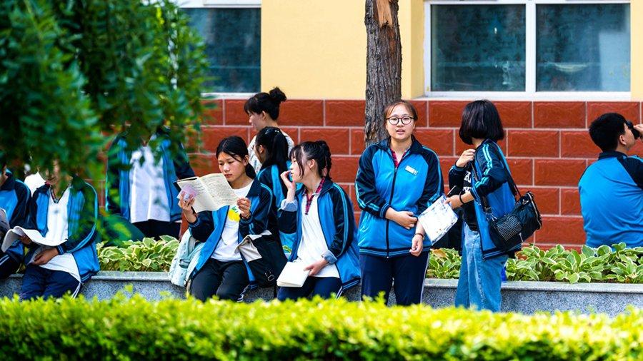 雄安中考首日丨11000余名考生全力以赴