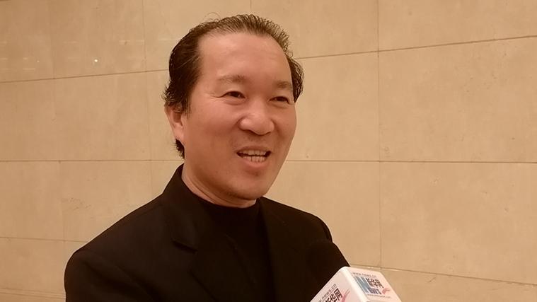 """杨丙军代表:非遗""""走出去"""",让更多人了解雄安"""
