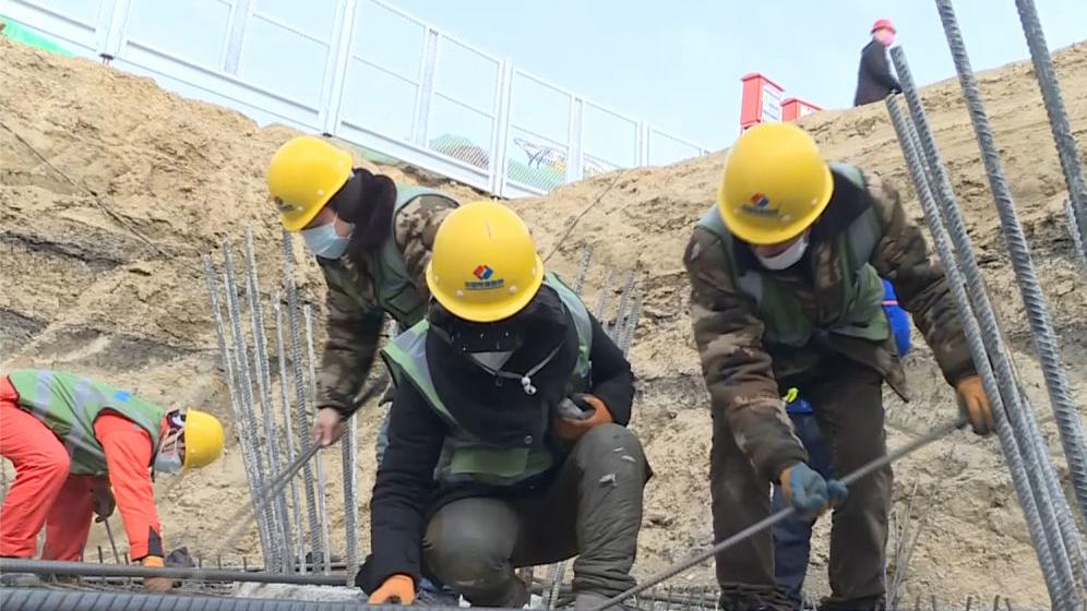 河北雄安新区:28个重点项目陆续开(复)工