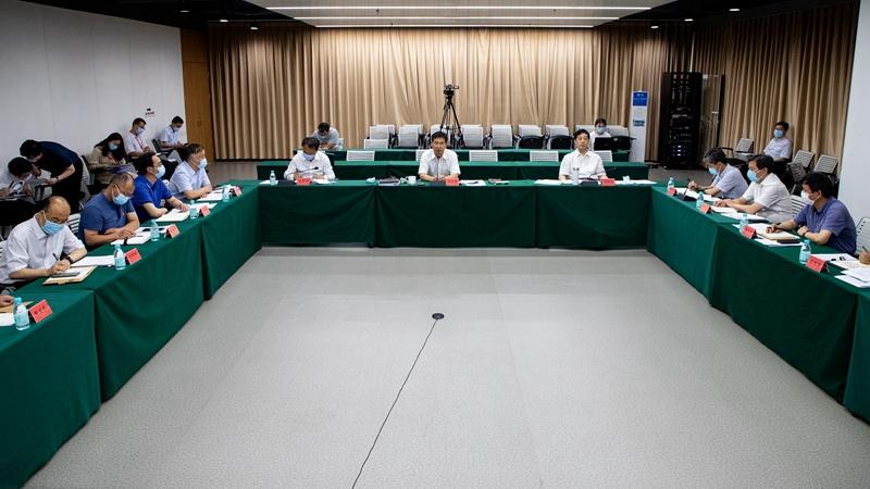 扎实做好生态修复 雄安召开党工委专题会议