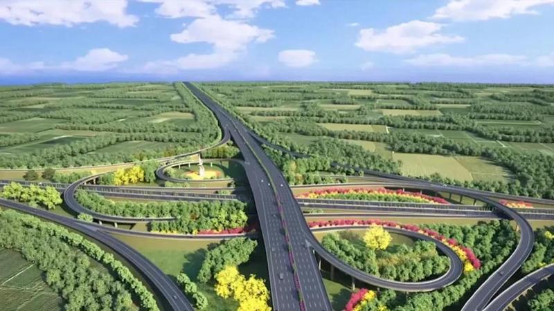 京雄高速:国庆假期建设加速 打造对外骨干路网精品工程