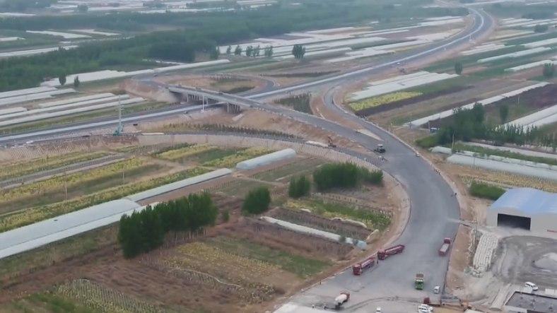 京德高速永清段:加快建设进度 打造精品工程