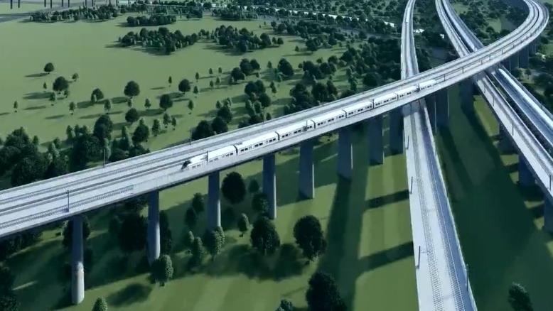 我国首个时速160-200公里都市快轨技术规范在雄安新区启动编制