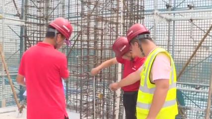 视频丨一起来看雄安新区容西片区最新建设进展