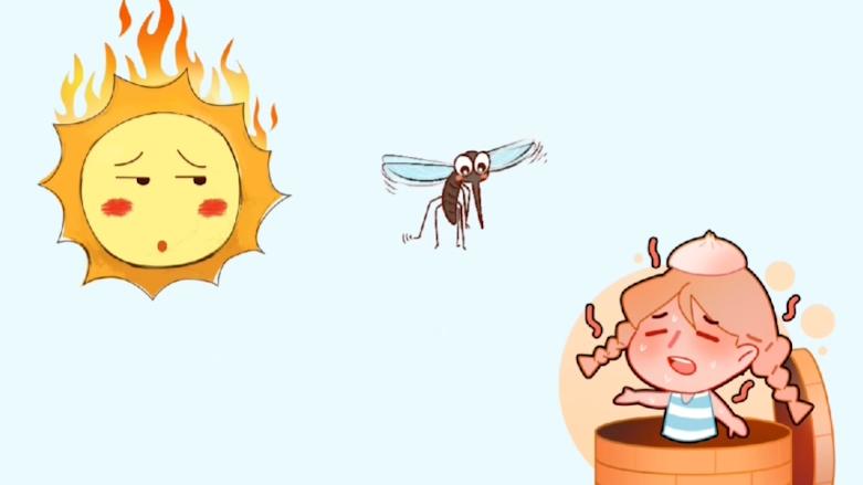 学会这些方法远离蚊子的骚扰