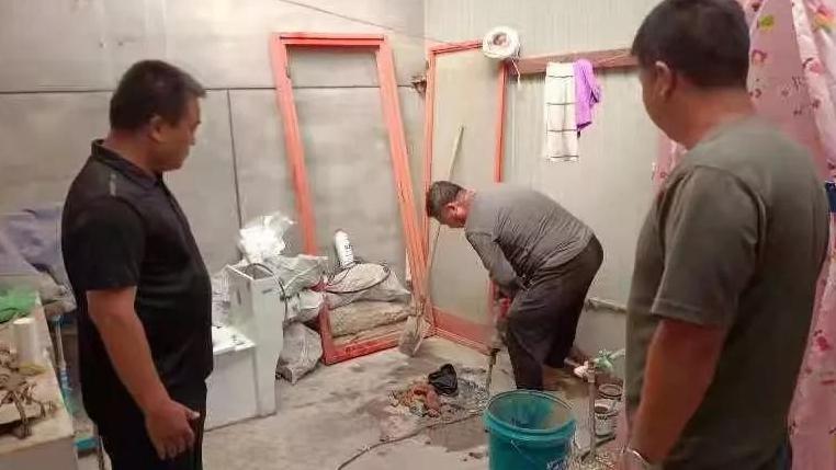 """雄县农村""""厕所革命""""惠民生 为乡村振兴添砖加瓦"""