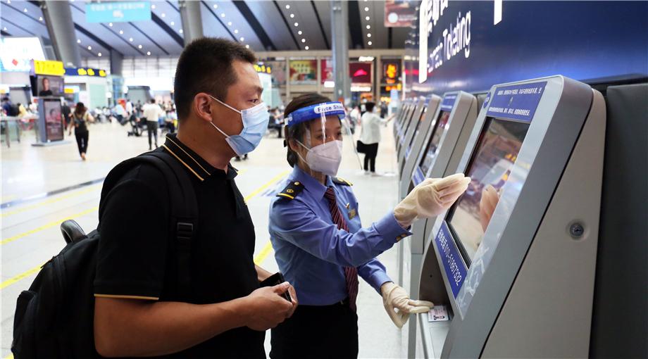 今年中秋铁路增开京津冀地区短途旅客列车33.5对