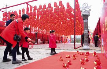 Jubilant Chinese Lunar New Year nationwide