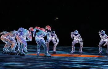 Beijing 2022 presentation at closing ceremony for PyeongChang Olympics