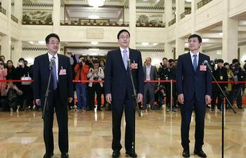 Interview ahead of closing meeting of 1st session of 13th CPPCC National Committee