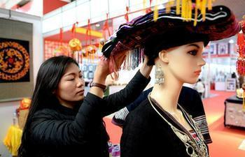 53th National Crafts Trade Fair kicks off in NW China