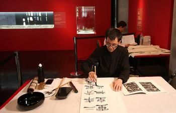 Feature: Traditional Chinese arts introduced to visitors of Athens Acropolis Museum