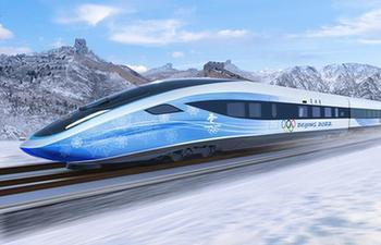 China to complete testing of Winter Olympics high-speed train by mid-2019