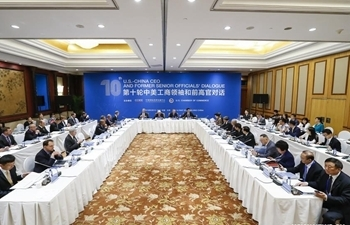 Business leaders, former officials hold dialogue on China-US economic ties