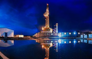 China's domestic super drilling rig completes first mission