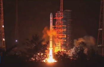 China launches meteorological satellite for Belt and Road countries