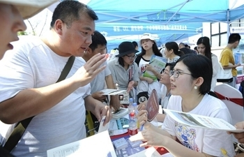 Enrolment counselling services for high school graduates provided across China