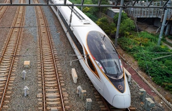 China's Fuxing bullet trains popular among travelers