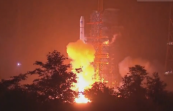 China launches its 32nd orbiter of the Beidou system