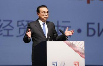 Xinhua Headlines: With Li's visit, China, Europe committed to free trade