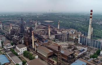 China's Hebei continues huge capacity cuts in heavy industries