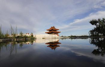 Scenery of Dongling Imperial Mausoleum scenic spot in N China's Hebei