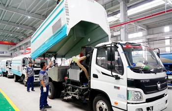 Relocated industries fuel Laoting's economic development in N China's Hebei