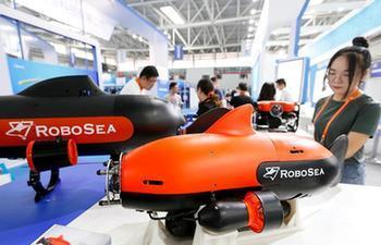 Qingdao Int'l Ocean Science and Technology Exhibition held in Shandong