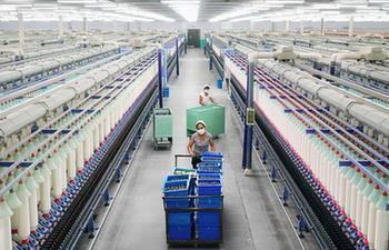 Spinning enterprises create over 10,000 job opportunities in China's Hebei