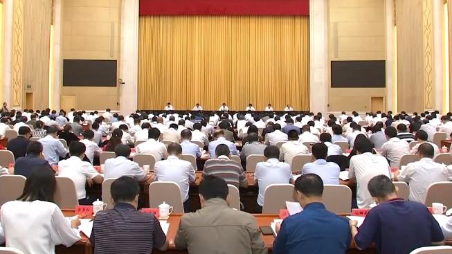 王东峰:奋力开创新时代河北宣传思想工作新局面