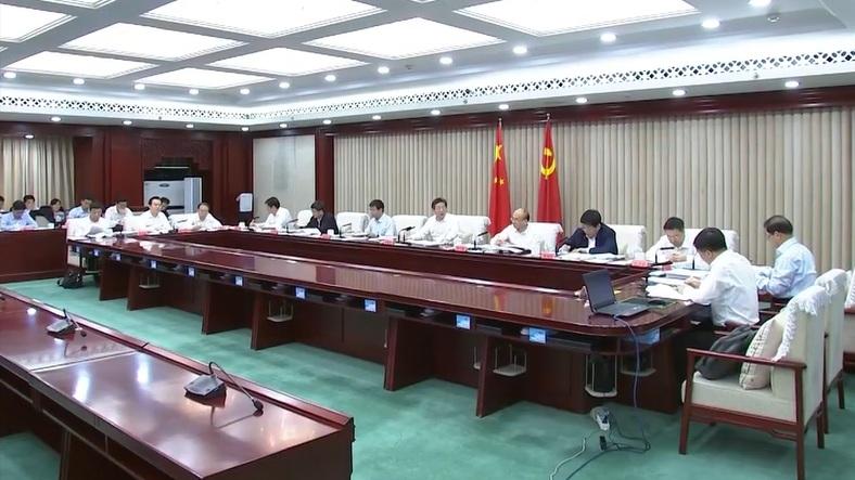 王东峰:努力打造推动高质量发展的全国样板
