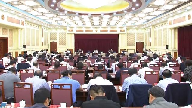 王东峰:扎实推动全面从严治党向纵深发展