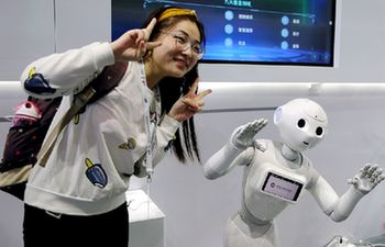 Technology expo wows in Beijing