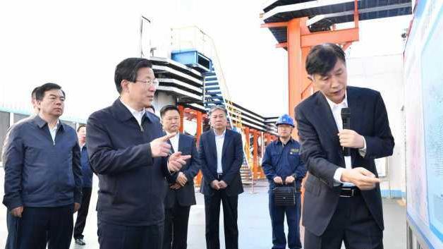 王东峰:深化京津冀协同发展和环渤海港口群建设