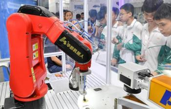 Highlights of Internet Plus Expo in China's Guangdong