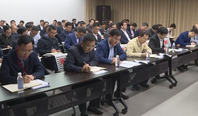 雄安新区党工委理论学习中心组召开学习座谈会