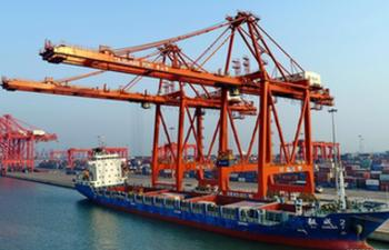 Container throughput in Hebei up 17 percent year on year in 2018